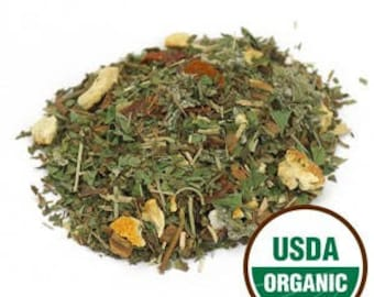 Organic Razzlemint Tea
