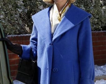 RESERVED DEPOSIT blue Betty Coat