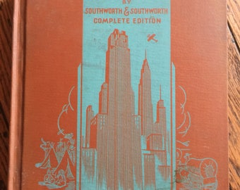 1936 American History Book by Southworth California State Series