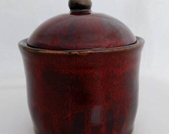 Crimson Jar