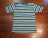 vintage Eddie Bauer striped t shirt