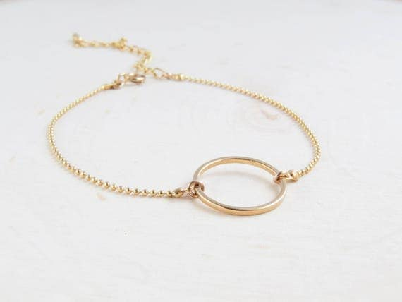 Karma Bracelet | Friendship Bracelet | Circle Bracelet | Infinity Bracelet | Wish Bracelet | Eternity Bracelet | Gift for Her