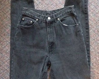 Vintage Chic Women's Mom Jeans Size 7 T High Waisted