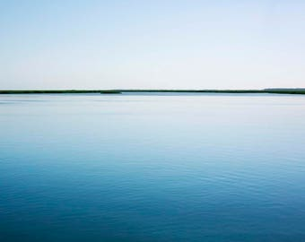 Cumberland River, Georgia- Fine Art Photograph, ocean, atlantic, landscape, room decor, wall art, travel photography