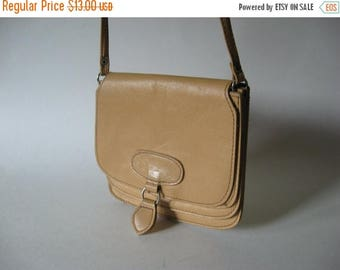Summer Sale Tiered buff leather swing bag cross body vintage mini envelope expandable purse Uruguay