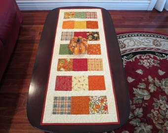 Homemade - Hello Fall Table Runner