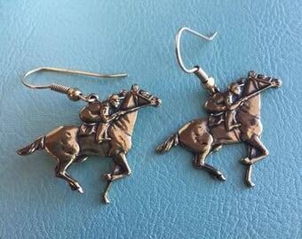 Lovely Horse Earrings