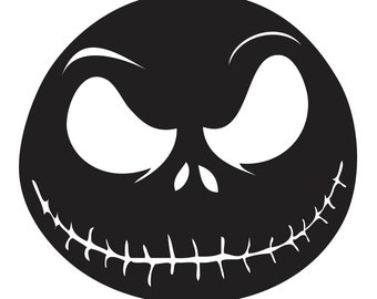 Nightmare Jack #2 Vinyl Decal Sticker