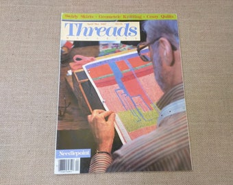 Threads Magazine April May 1987 Back Issue Number 10