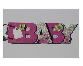Album photo Baby in Bombay. Idéal cadeau de naissance