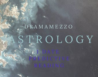 Single Date Predictive Astrology Reading