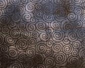 Black/Gray Cotton Fabric Quilters Classic Cotton