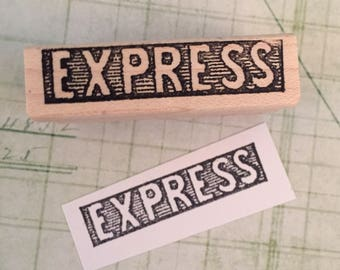 Express Rubber Stamp