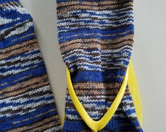 Men's large/extra large Tabi socks, flip flop socks, ANKLE HIGH,  sandal socks, thong socks, toe socks, split toe socks