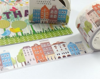 Champs Elysees Washi Tape (30mm X 5M)