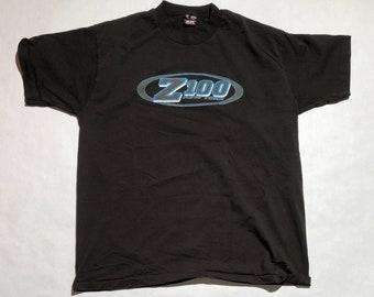 Vintage Z100 Radio Station T-Shirt