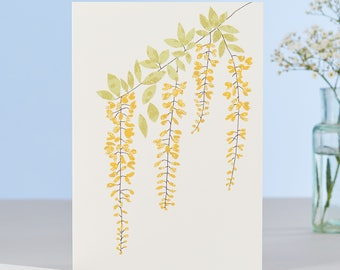Laburnum Card