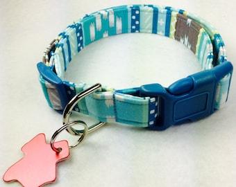 Old Blue's Dog Collar - Adjustable