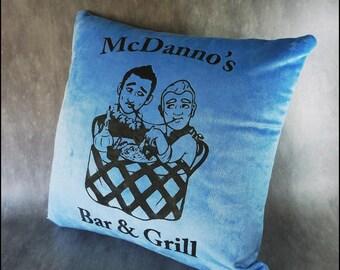 McDanno - Bar & Grill - Cushion Cover - Hawaii Five-0