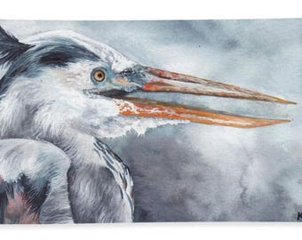 Heron Head Beach Towel