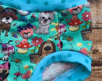 puppy/ toddler underwear/ toddler trainers/ training underwear/ dog underwear/puppy toddler cloth trainers/ children's underwear