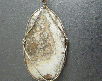 Desert Jasper Pendant