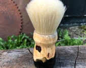 Shaving Brush with boar knot.
