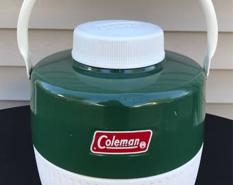 Vintage Coleman One Gallon Cooler