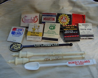 Matchbooks For the Collector, Free Shipping