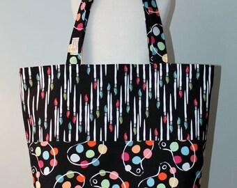 Artist-themed Tote Bag