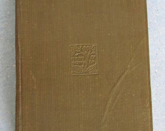 Vintage The Poems of Alfred, Lord Tennyson  Volume 1 1830-1856 Ernest Rhys 1923