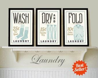 Gentil Laundry Room Decor | Etsy
