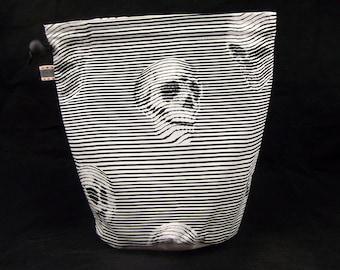 R/M/S/W Project bag 657 Skulls