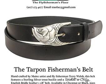 The Tarpon Fishermans's Belt