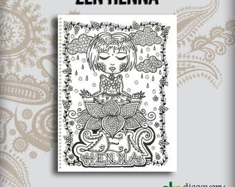 Zen Henna Design Book