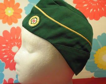 Vintage Girl Scout Hat