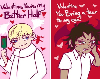 Crybaby Valentines