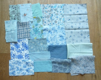 set of fabrics for patchwork 111 coupons