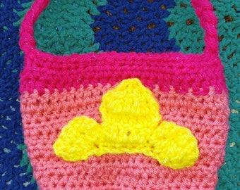 Princess Aurora inspired kids purse