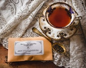 Victoria Grey - Victorian Earl Grey Blend 20 grams, Historic Hand Blended 19th Century Loose Leaf Tea
