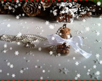 Cookies ref 141 vial pendant necklace