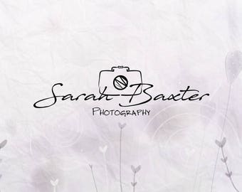 Photography watermark logo photographer design logo BUY 2 and GET 1 FREE!!!