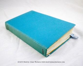 H.L. Gee's Pleasure Book, Junk Journal, Writing Journal, Altered Book, Travel Journal, Vintage Journal, Memory Journal