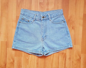 VINTAGE DENiM SHORtS Denim Shorts size Large/ XLarge Nr. 38