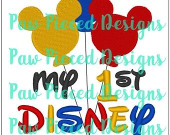 1st Magical Trip Balloons