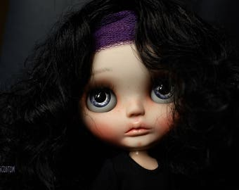 Ooak Custom  Blythe Art Doll  Karina  by Iriscustom