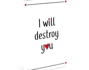 Destroy Card