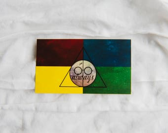 Harry Potter House - Sticker