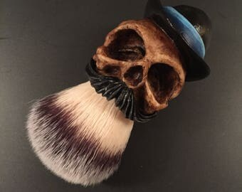 Bowlerhat Shaving Brush (Original Black)