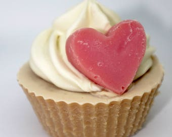 Patissavonnerie cupcake handmade SOAP